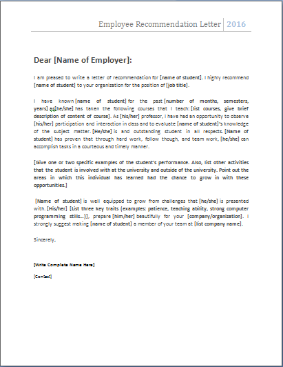 Reference Letter For Employee Leaving from www.doxhub.org