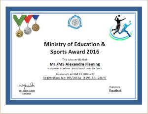 sports certificate template koni polycode co
