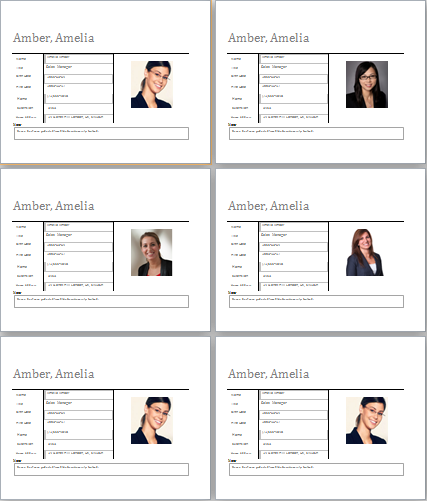 employee profile templates koni polycode co