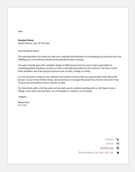 Farewell Letter To Clients from www.doxhub.org
